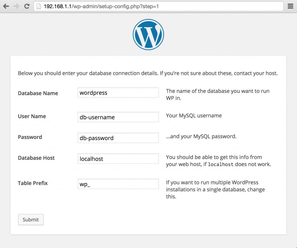 c-wp02-Database-Connection-Details
