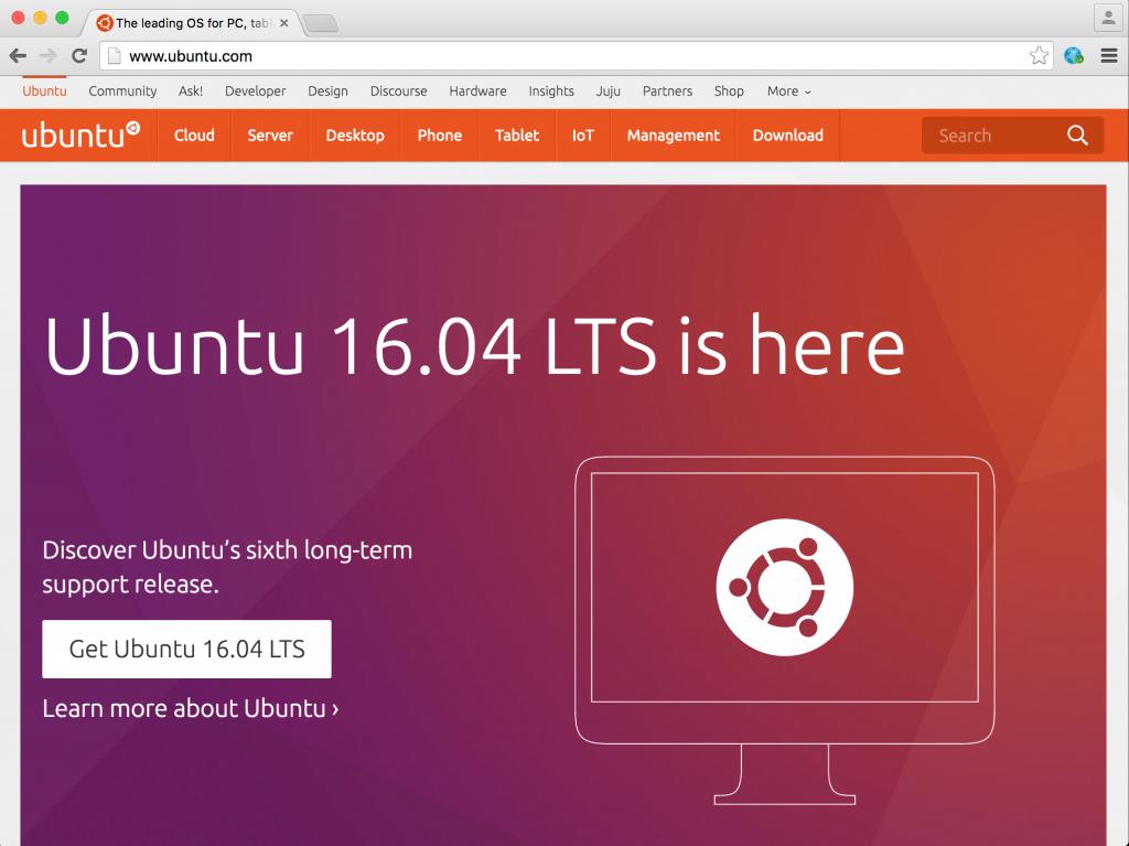 01-Ubuntu-Web-Site