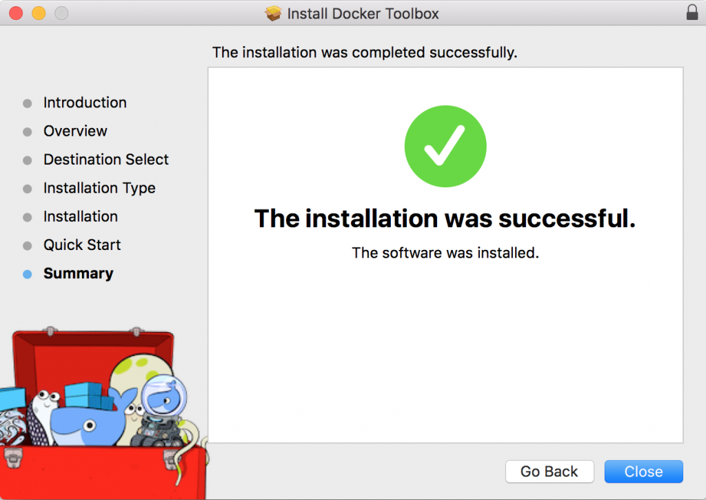 05-The-installation-was-successful