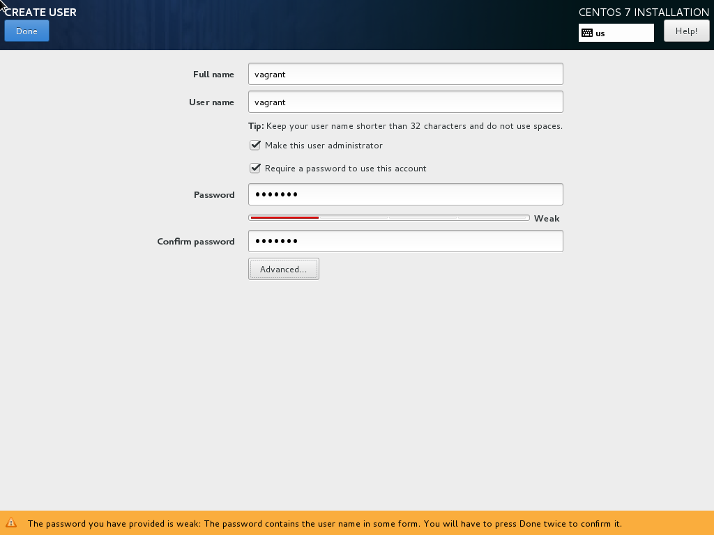 B3-Create-User-vagrant