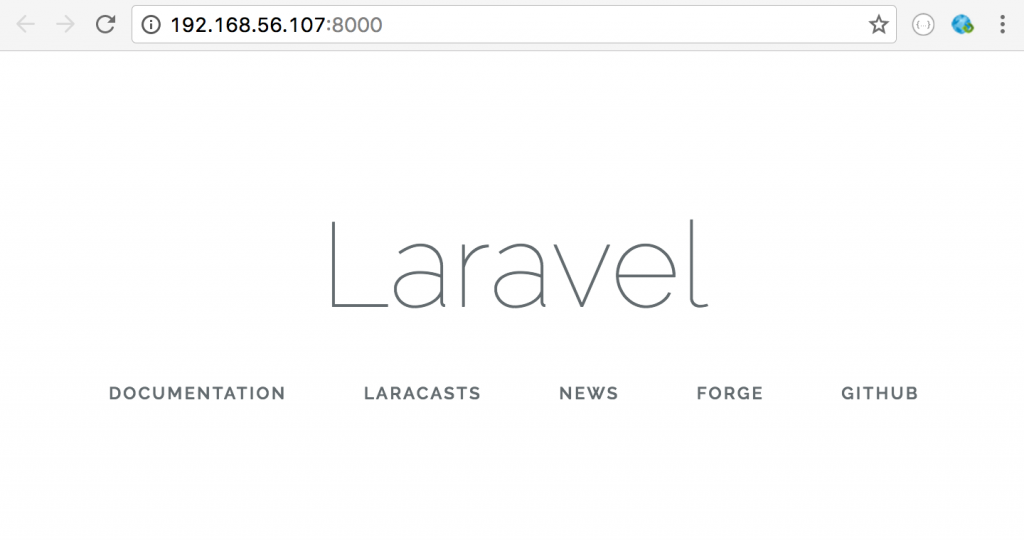 laravel-on-centos-7
