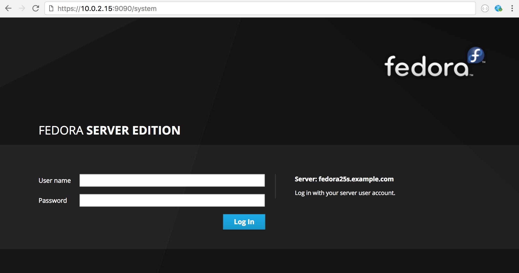 33-fedora-server-admin-console